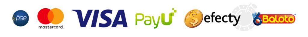 Metodos de pago Luckia