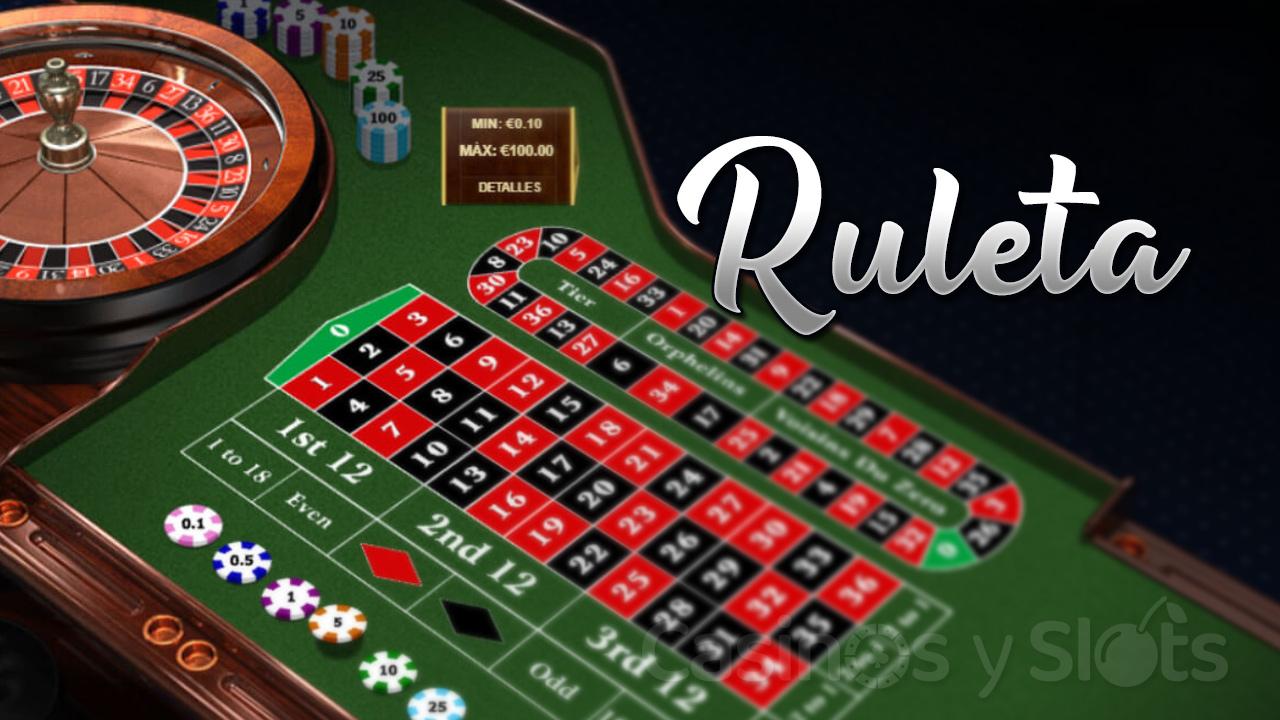 Ruleta Gratis game image