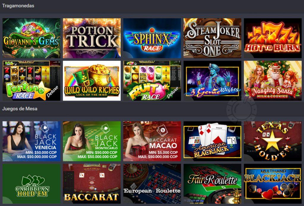 los juegos de casino de yajuego casino